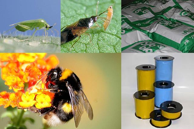 Средства защиты растений и опыление