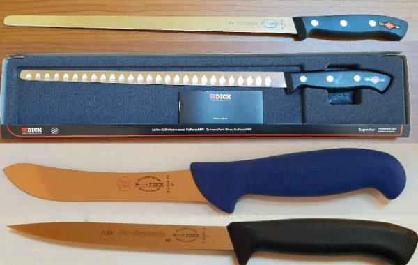 Մասնագիտացված դանակներ