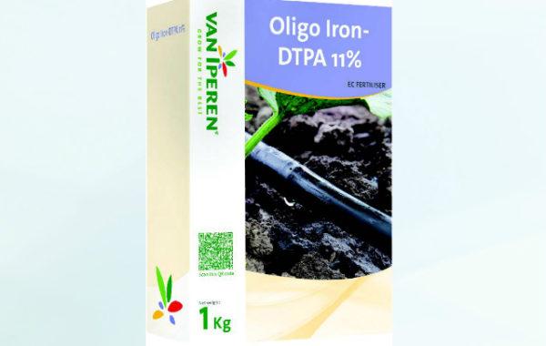 Երկաթի խելատ DTPA 11%