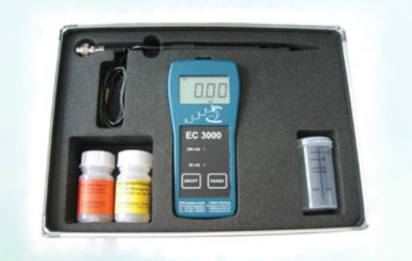 EC 3000 – չափման ժամանակակից մեթոդ