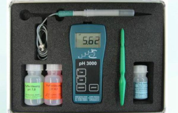 PH 3000- PH չափման ժամանակակից մեթոդ