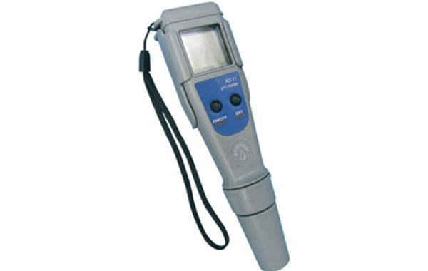 pH-ի արժեքի և ջերմ. չափիչ սարք PH-TM2